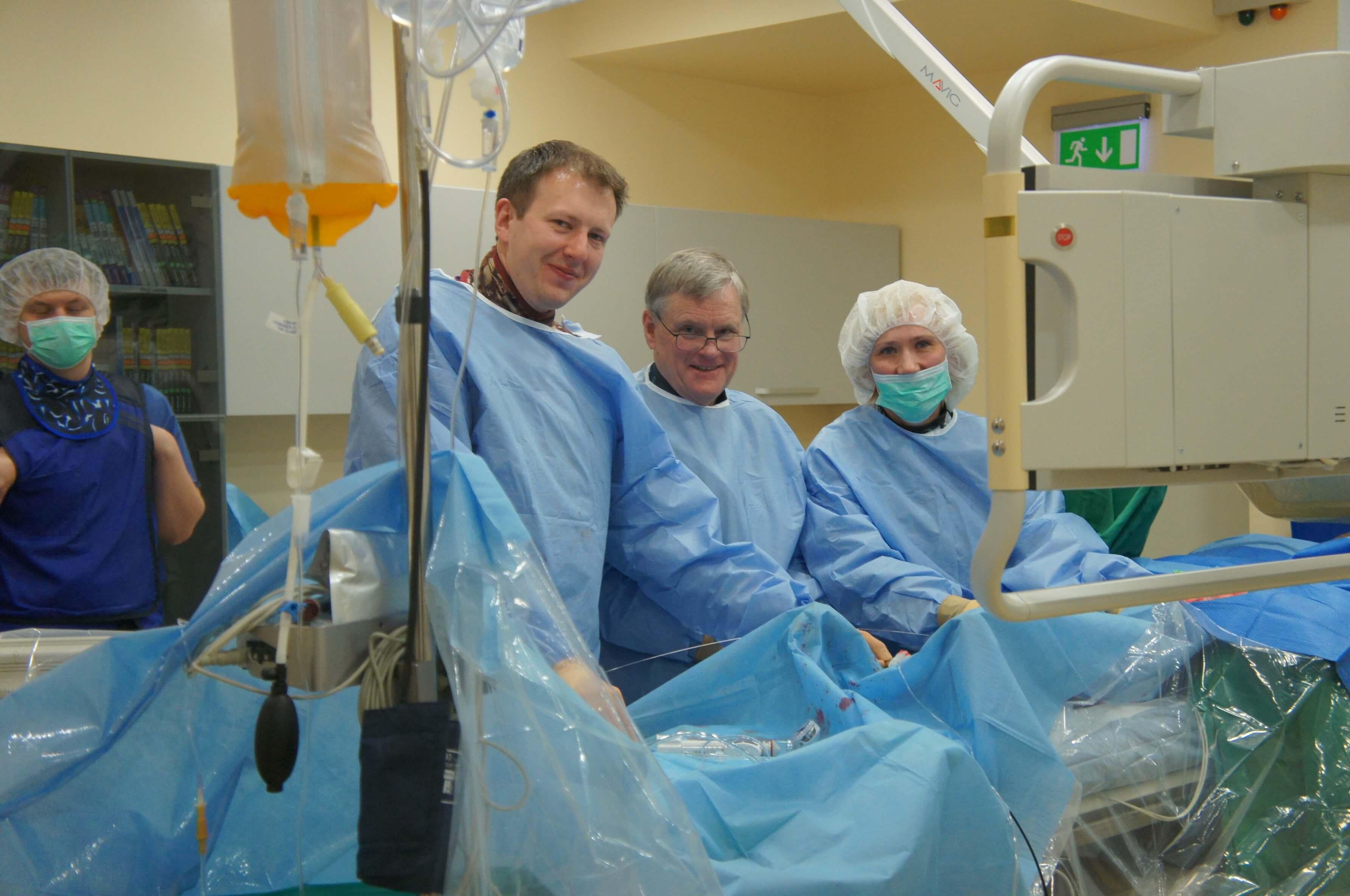 hipertenzijos šuntavimo operacija mes gydome hipertenziją 3 laipsniais