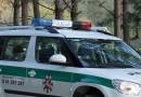 Angelų Sargų dienos proga studentai nustebino policininkus