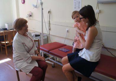 """Vaikų ligų gydytoja Liuda Gražina Bekerienė: """"Aš vis dar išgyvenu dėl kiekvieno ligonio"""""""