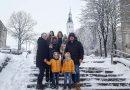 Gausioje šiauliečių šeimoje – dvi dvynių poros