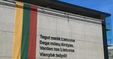Kovo 11-ąją Šiauliai kviečia įpūsti laisvės vėjo