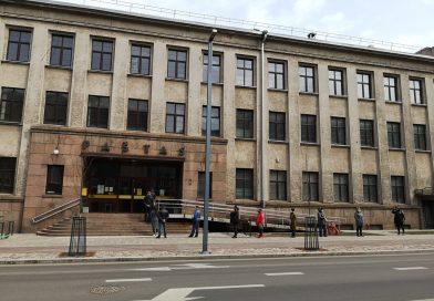 Šiaulių centre esantis paštas netrukus duris atvers naujose patalpose