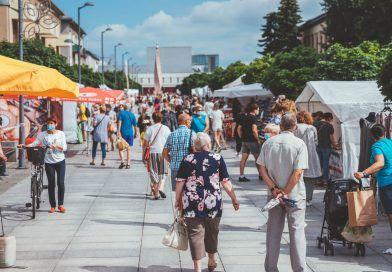 """Liepos 9-10 dienomis Vilniaus gatvėje – išskirtinis turgelis """"Sukurta Lietuvoje"""""""